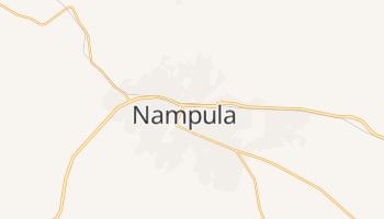 Nampula - szczegółowa mapa Google