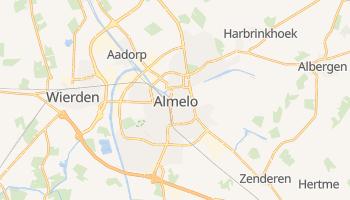 Almelo - szczegółowa mapa Google