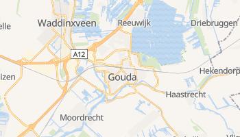Gouda - szczegółowa mapa Google