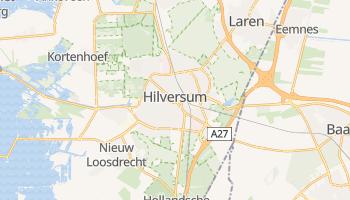 Hilversum - szczegółowa mapa Google