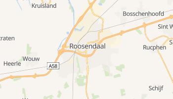 Roosendaal - szczegółowa mapa Google