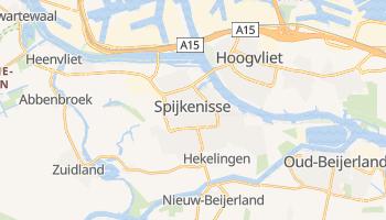 Spijkenisse - szczegółowa mapa Google