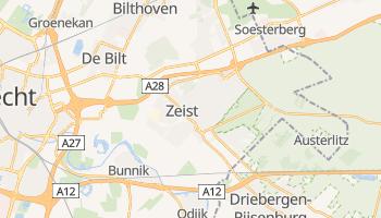 Zeist - szczegółowa mapa Google