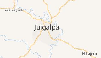 Juigalpa - szczegółowa mapa Google