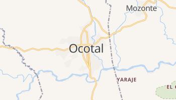 Ocotal - szczegółowa mapa Google