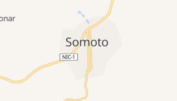Somoto - szczegółowa mapa Google