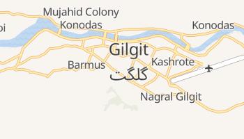 Gilgit - szczegółowa mapa Google