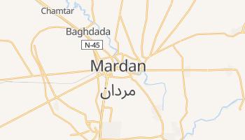 Mardan - szczegółowa mapa Google