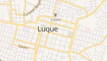 Luque - szczegółowa mapa Google