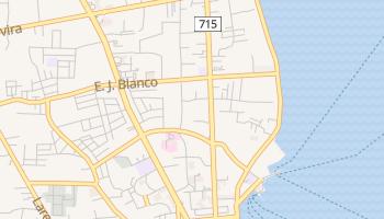 Laguna - szczegółowa mapa Google