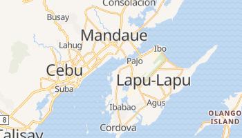Lapu-Lapu - szczegółowa mapa Google