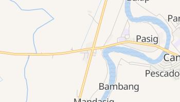 Pasig - szczegółowa mapa Google