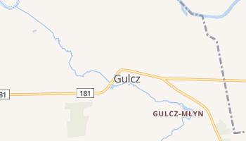 Gulcz - szczegółowa mapa Google