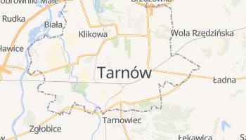 Tarnów - szczegółowa mapa Google