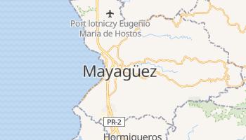 Mayagüez - szczegółowa mapa Google