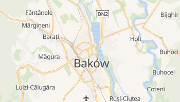 Bacău - szczegółowa mapa Google