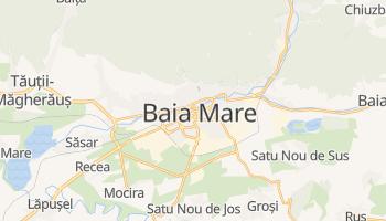 Baia Mare - szczegółowa mapa Google