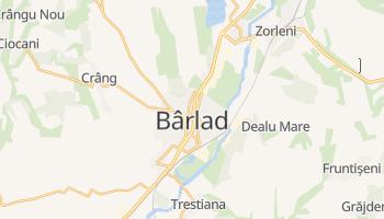 Bârlad - szczegółowa mapa Google