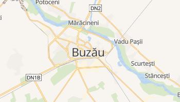 Buzău - szczegółowa mapa Google