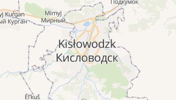 Kisłowodzk - szczegółowa mapa Google