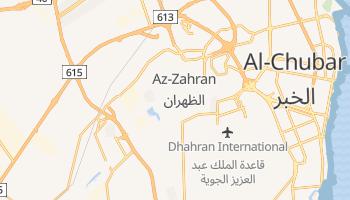 Az-Zahran - szczegółowa mapa Google