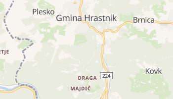 Hrastnik - szczegółowa mapa Google