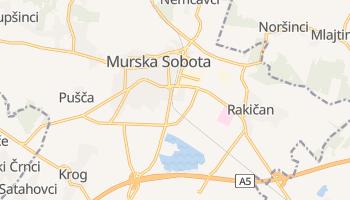Murska Sobota - szczegółowa mapa Google