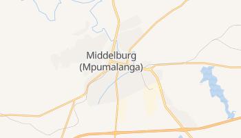 Middelburg - szczegółowa mapa Google