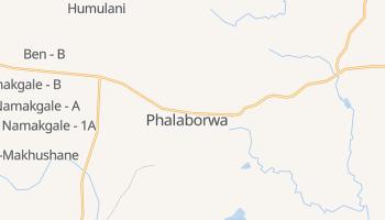Phalaborwa - szczegółowa mapa Google