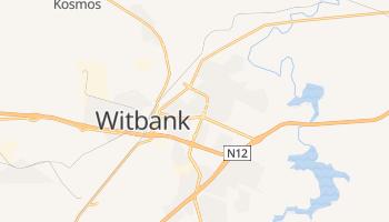 Witbank - szczegółowa mapa Google