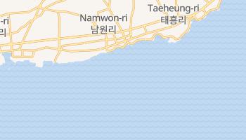 Pohang - szczegółowa mapa Google