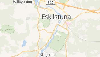 Eskilstuna - szczegółowa mapa Google