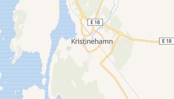 Kristinehamn - szczegółowa mapa Google