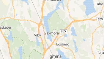 Gmina Sollentuna - szczegółowa mapa Google