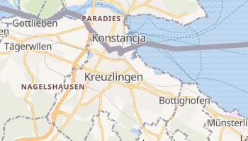 Kreuzlingen - szczegółowa mapa Google