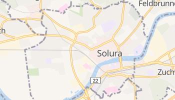 Solura - szczegółowa mapa Google