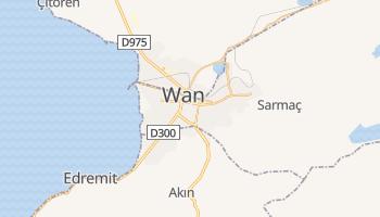 Van - szczegółowa mapa Google