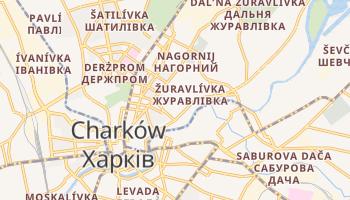 Charków - szczegółowa mapa Google