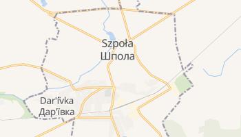 Szpoła - szczegółowa mapa Google