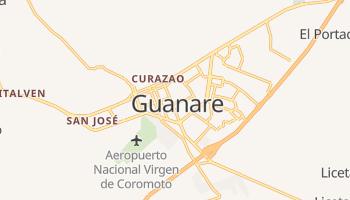 Guanare - szczegółowa mapa Google