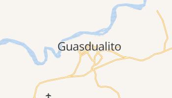 Guasdualito - szczegółowa mapa Google
