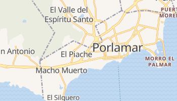 Porlamar - szczegółowa mapa Google