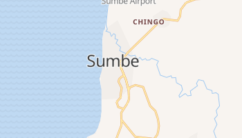Mapa online de Sumbe para viajantes