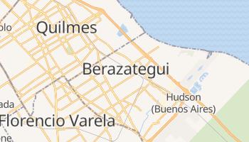 Mapa online de Berazategui para viajantes