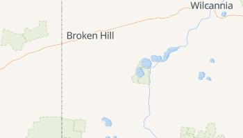 Mapa online de Broken Hill para viajantes