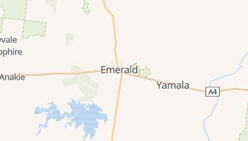 Mapa online de Esmeralda para viajantes