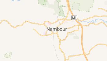 Mapa online de Nambour para viajantes