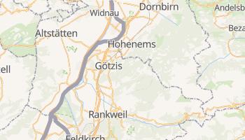 Mapa online de Dornbirn para viajantes