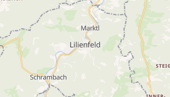 Mapa online de Lilienfeld para viajantes
