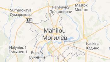 Mapa online de Mahilou para viajantes